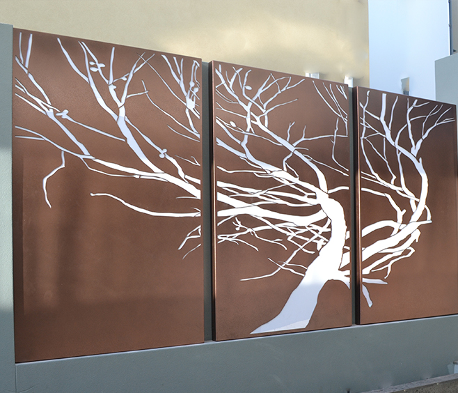 Equesetti Tree Outdoor Screen