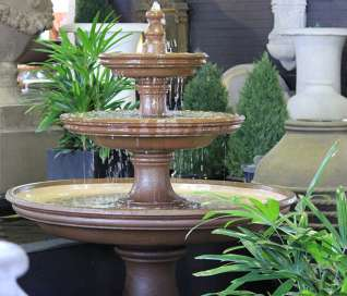 Pietro Versailles 3 Tiered Fountain