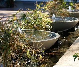 Pietro Wok Bowl Fountain