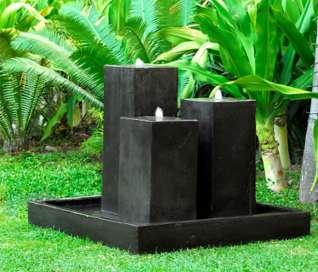 Tekko Trio Fountain