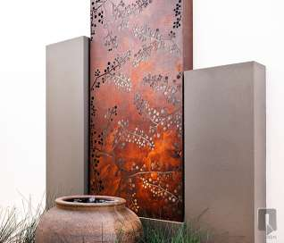 Wattle Outdoor Screen