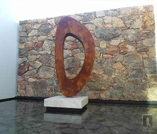 Hue Sculpture