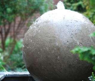 Argo Sphere Fountain
