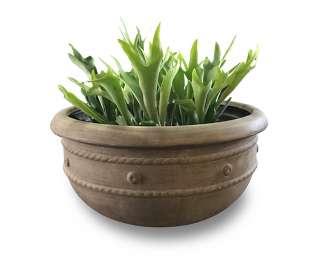 LiteStone Bali Planter Bowl