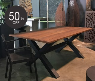 Serralunga Outdoor Table - Black