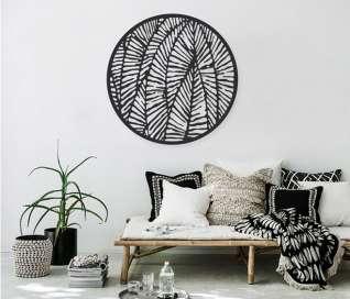 Ferlie Round Wall Art