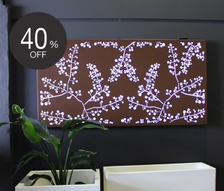 Wattle Light Box