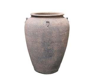 Old Stone Pickle Jar