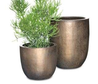 Glazed Uma Planter