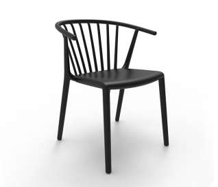 Woody Outdoor Dining Chair