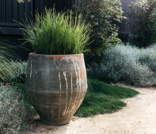 Landare Thai Limestone Gumnut Planter Pot Perth